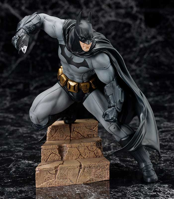 Batman Arkham City Artfx Statue From Kotobukiya