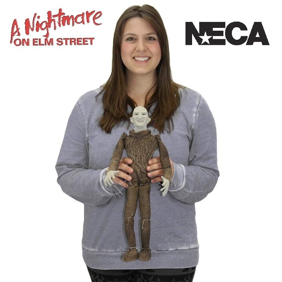 A NIGHTMARE ON ELM STREET: DREAM WARRIORS 30TH ANNIVERSARY PROP REPLICA FREDDY PUPPET FROM NECA