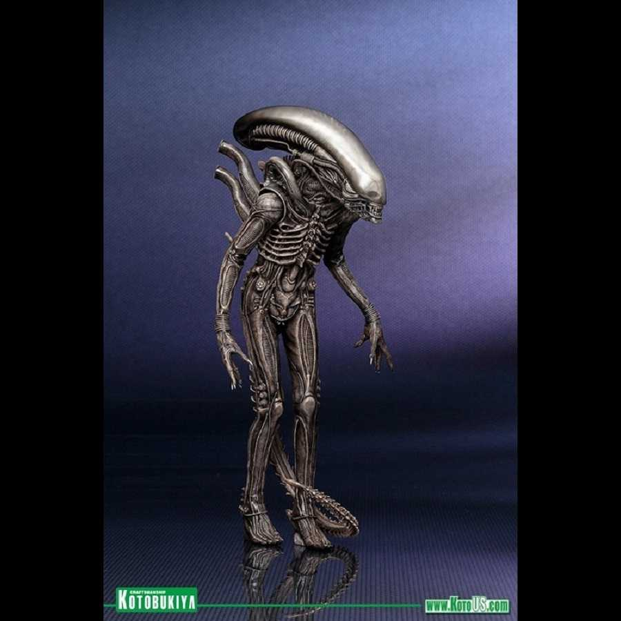 Alien 3 Movie: ALIEN MOVIE XENOMORPH BIG CHAP 1 10 SCALE ARTFX STATUE