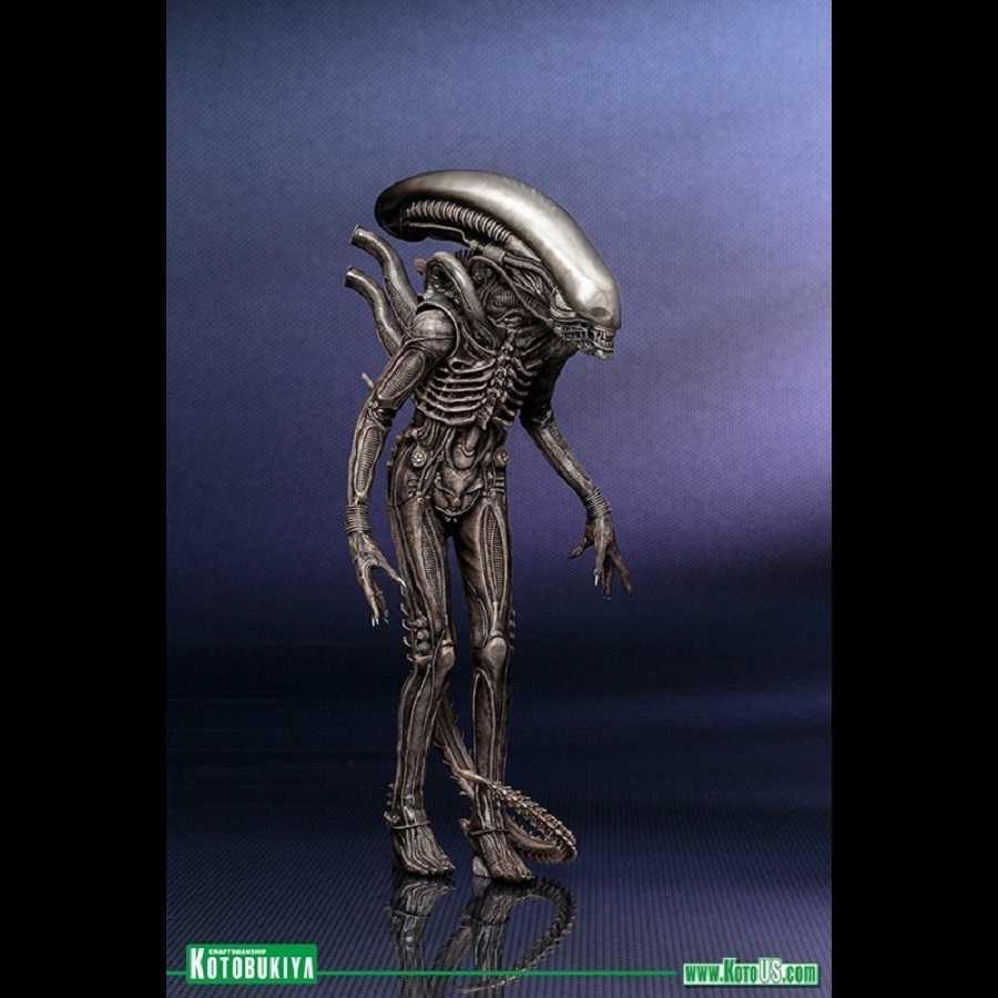 Alien Movie: ALIEN MOVIE XENOMORPH BIG CHAP 1 10 SCALE ARTFX STATUE