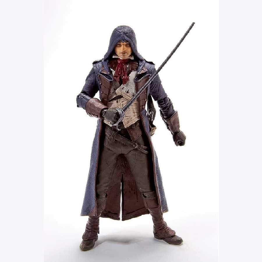 Assassin S Creed Series 3 Arno Solid Action Figure From Mcfarlane Toys