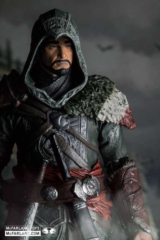 ASSASSIN S CREED SERIES 5 - IL TRICOLORE EZIO AUDITORE ...