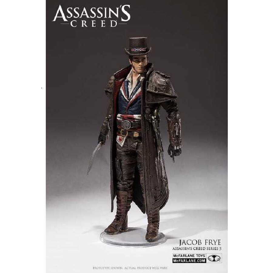 Assassin S Creed Series 5 Union Jacob Frye 5 Action Figure From