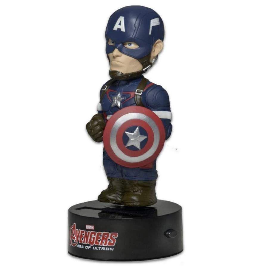 Captain America 61491 Movie NECA Avengers Age of Ultron - Body Knocker