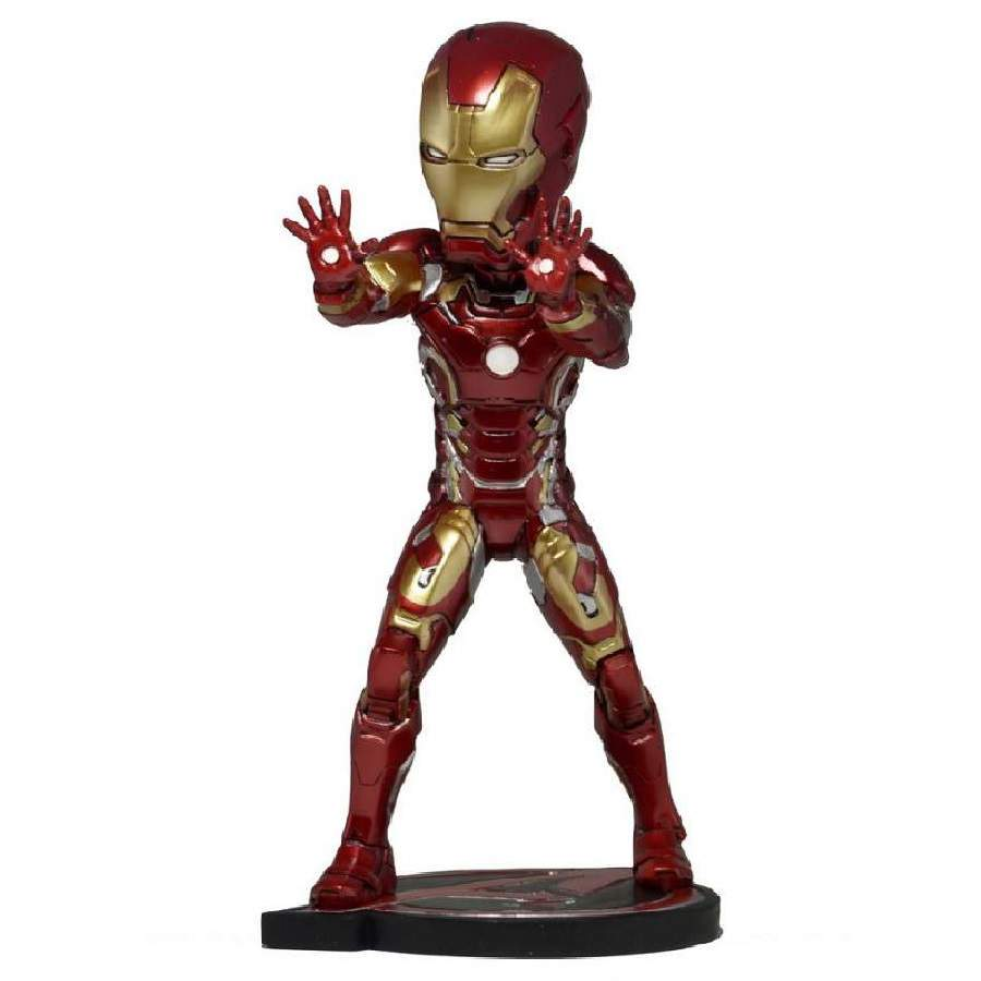 AVENGERS AGE OF ULTRON - IRON MAN HEAD KNOCKER EXTREME FROM NECA