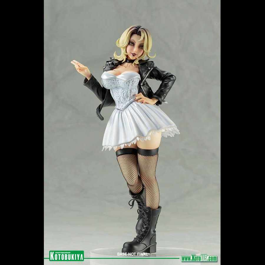 CHILD'S PLAY BRIDE OF CHUCKY TIFFANY BISHOUJO STATUE FROM KOTOBUKIYA