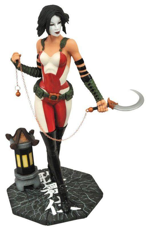 Femme Fatales Kabuki 9 Statue From Diamond Select Toys