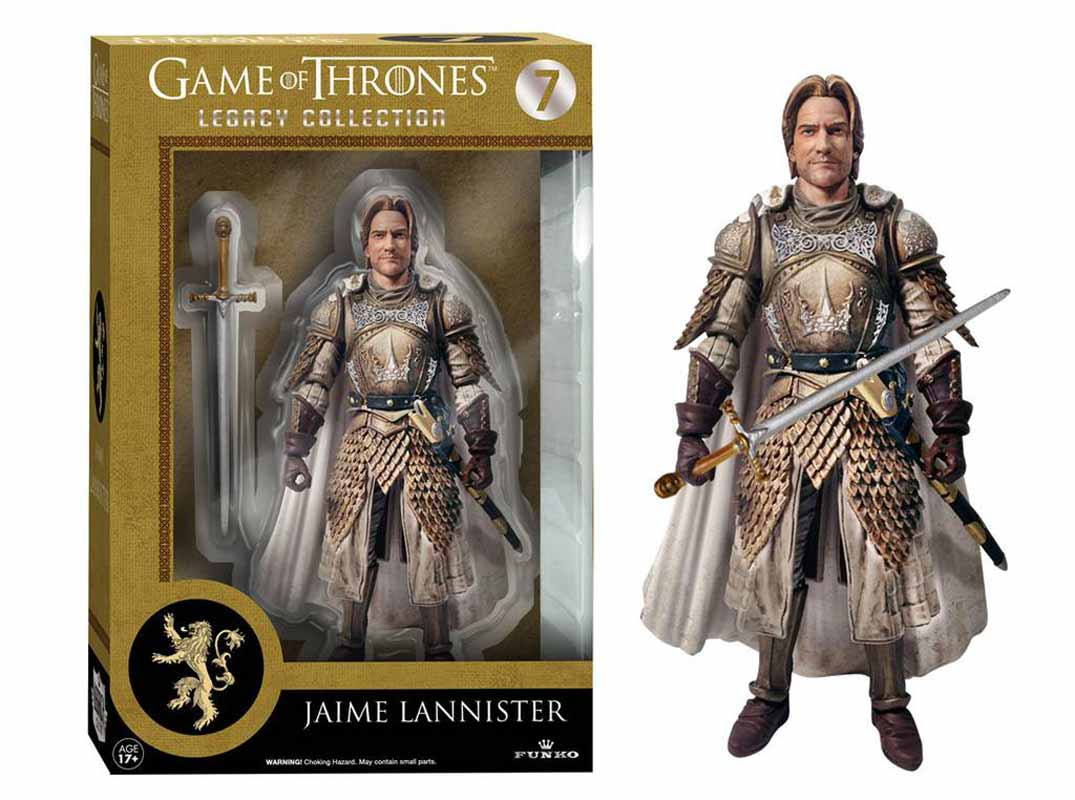 game of thrones legacy collection series 2 jaime. Black Bedroom Furniture Sets. Home Design Ideas