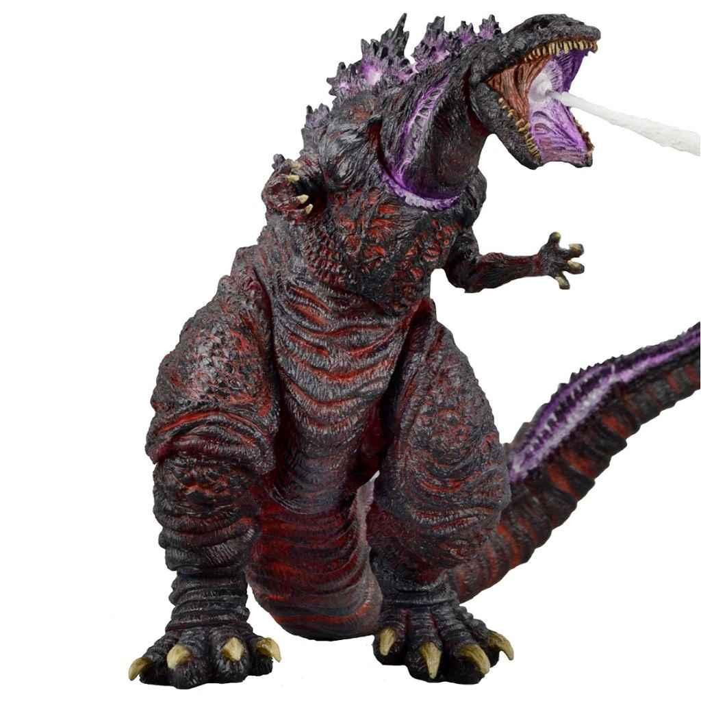 12″ Head to Tail Action Figure– 2016 Shin Godzilla Atomic Blast NECA Godzilla