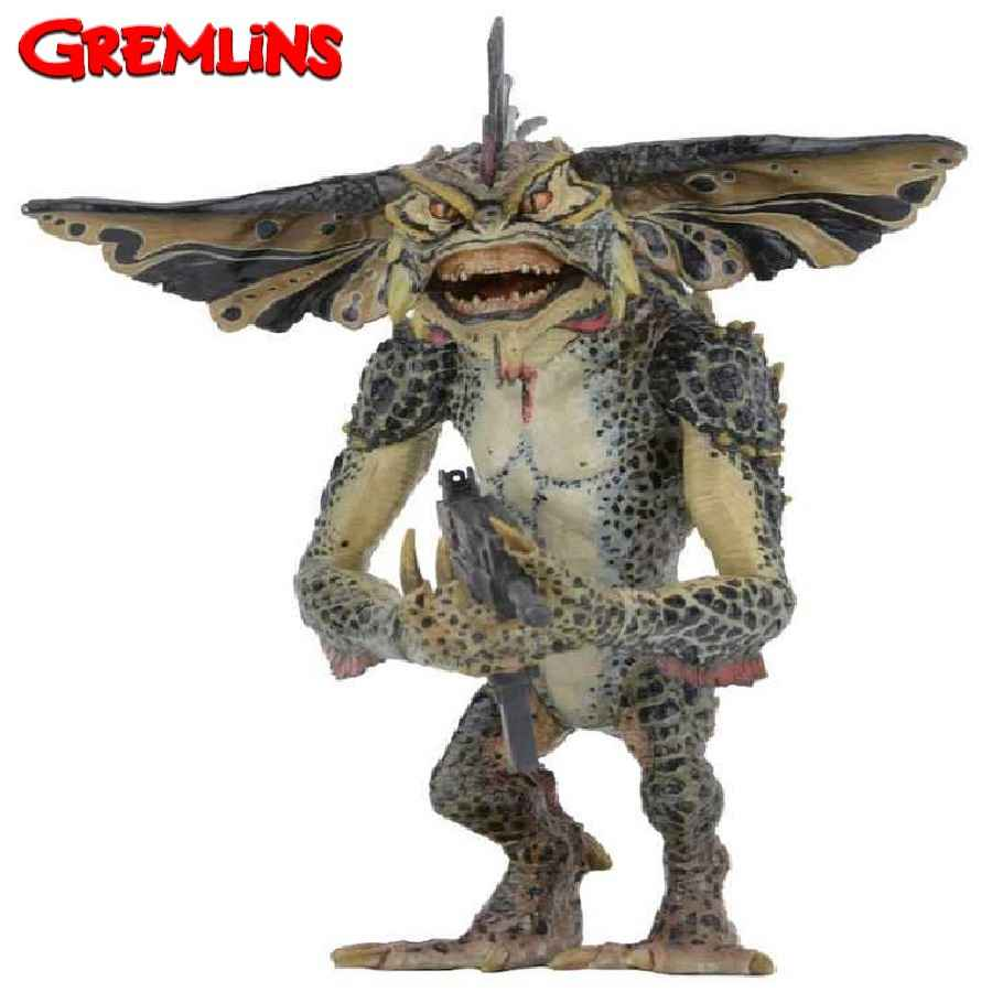 "GREMLINS 2: THE NEW BATCH 7"" SCALE MOHAWK ACTION FIGURE FROM NECA"
