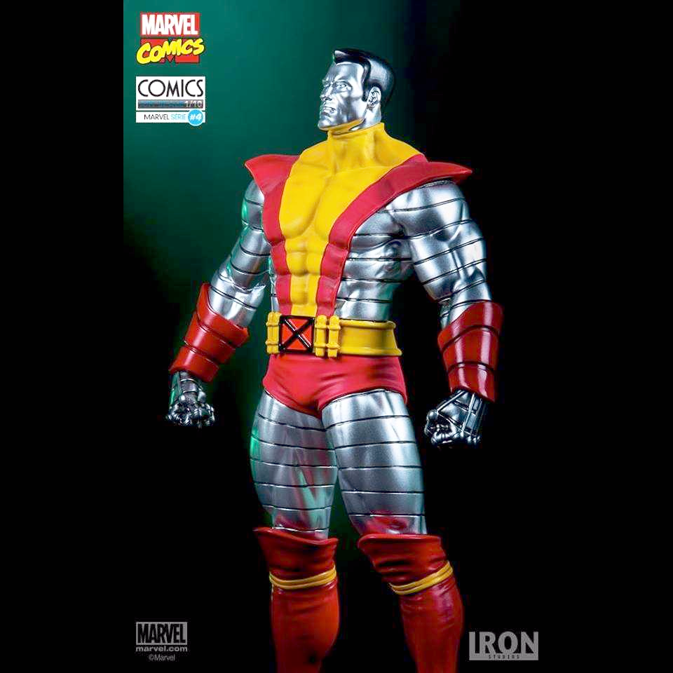 MARVEL COMICS SERIES 4 COLOSSUS 1:10 ART SCALE STATUE FROM IRON STUDIOS