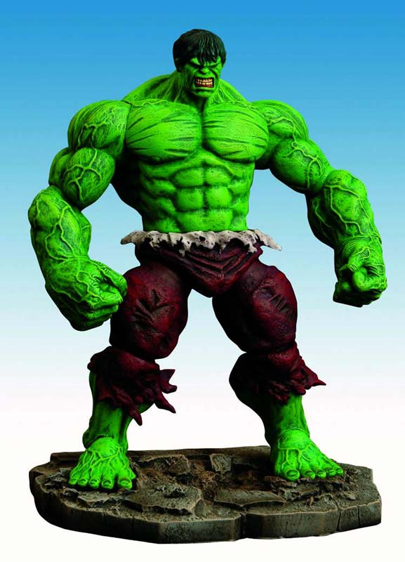 marvel select the incredible hulk special collectors