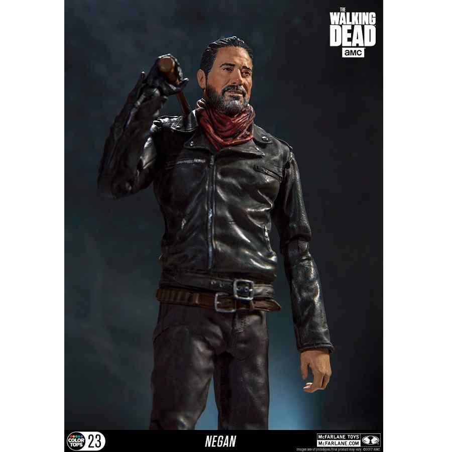"McFarlane Toys The Walking Dead TV Negan 7/"" Collectible Action Figure"