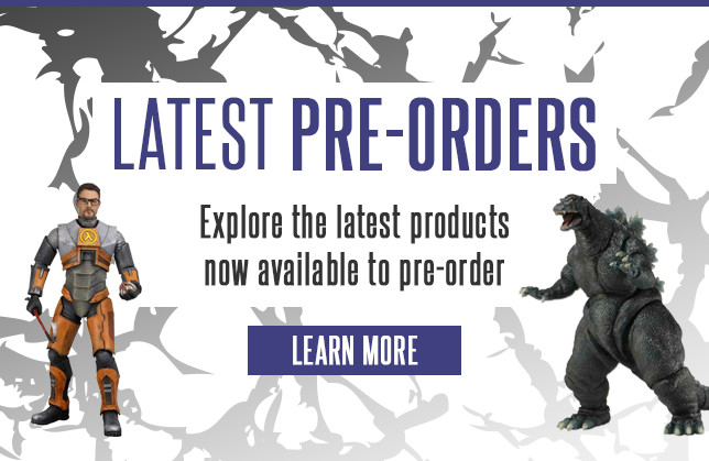 Promo for Pre-Orders